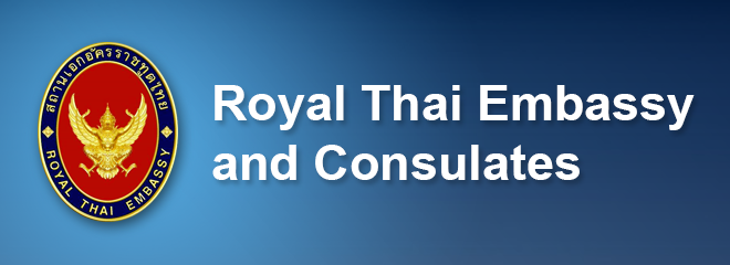 Royal Thai Embassy and Consulates